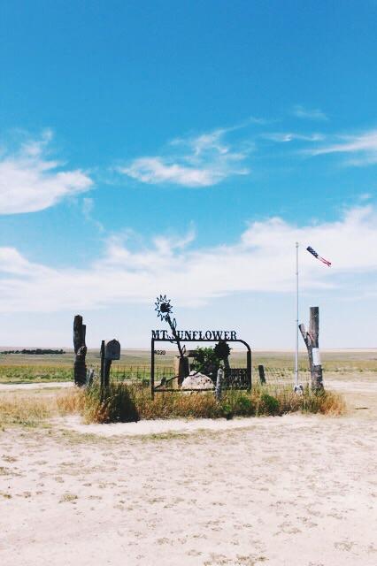 Kansas Highest Point