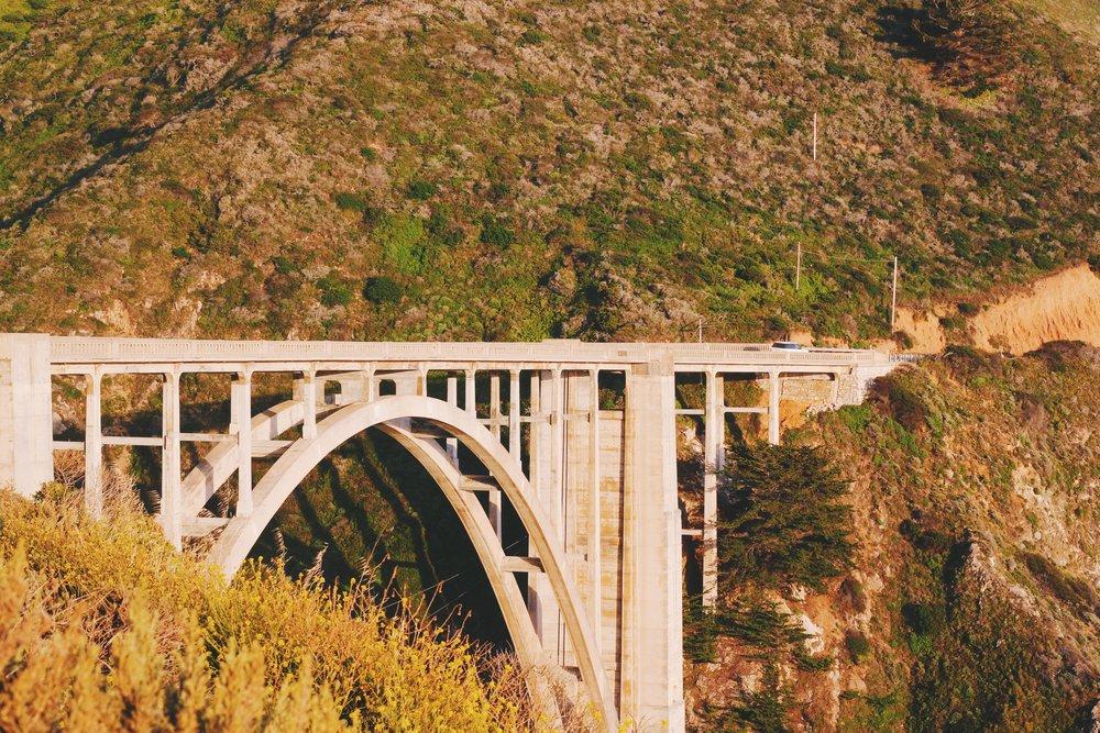 california road trip