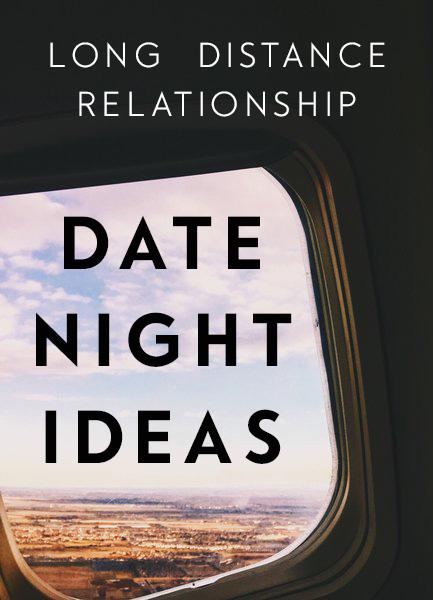 long distance date night ideas