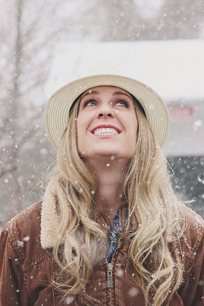 experienced Nashville snow again...