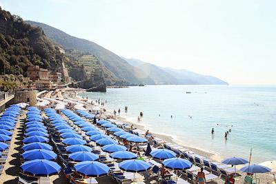 & went on an Italian honeymoon!