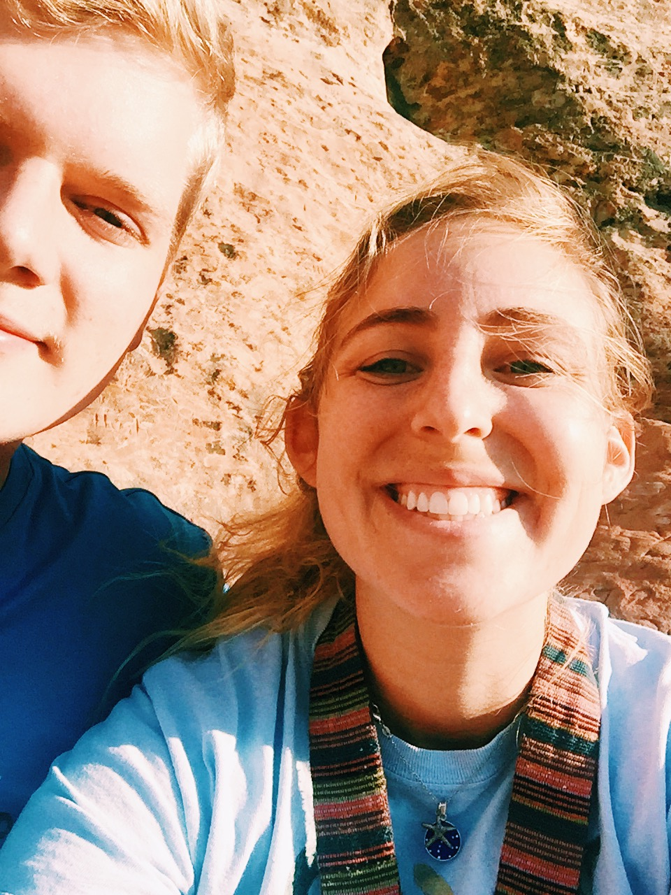 & took a trip to Moab.