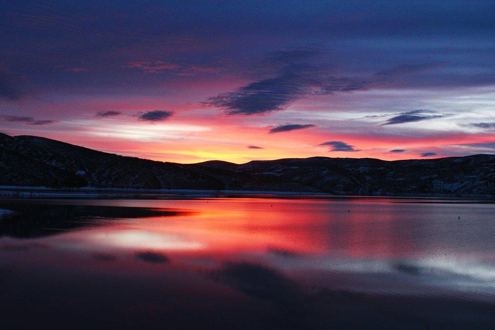 Maddily Utah Sunrise