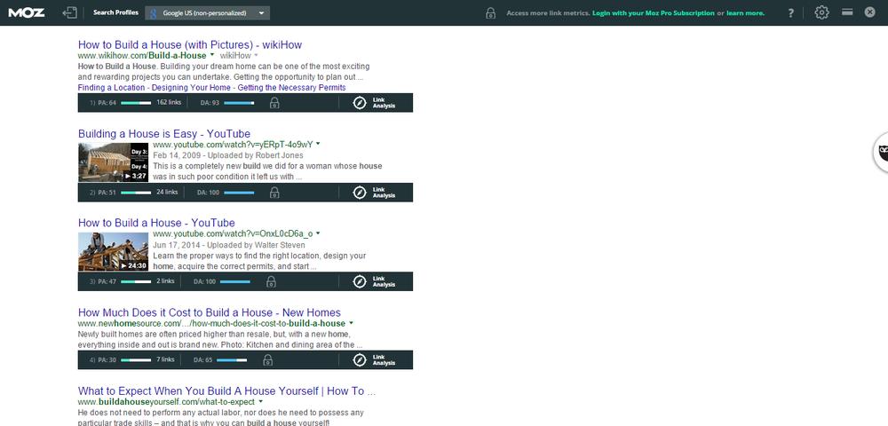 Mozbar hacks in action