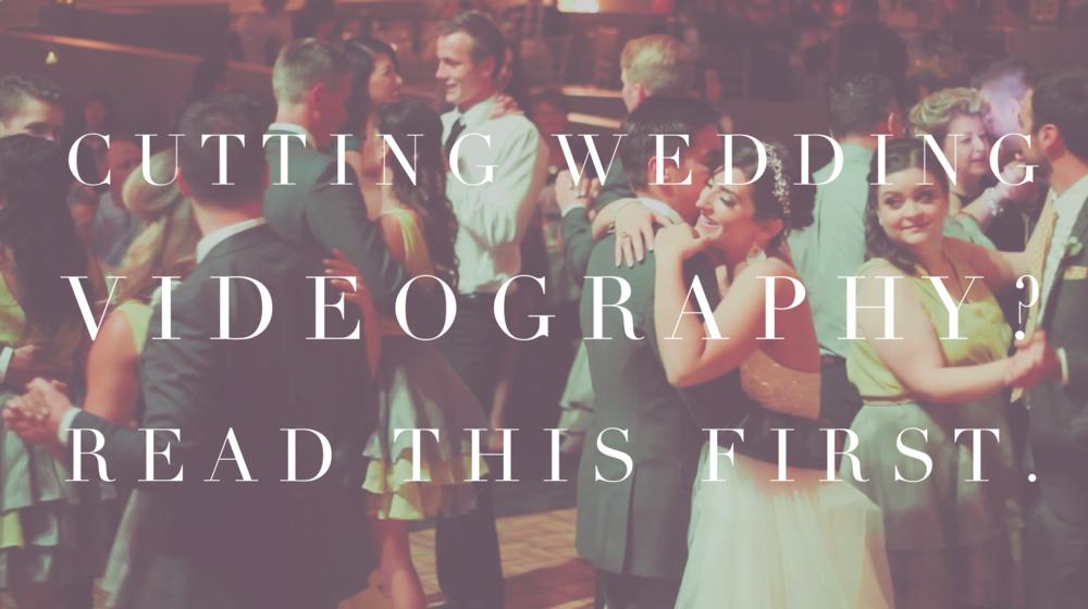 Winnipeg Wedding Videography