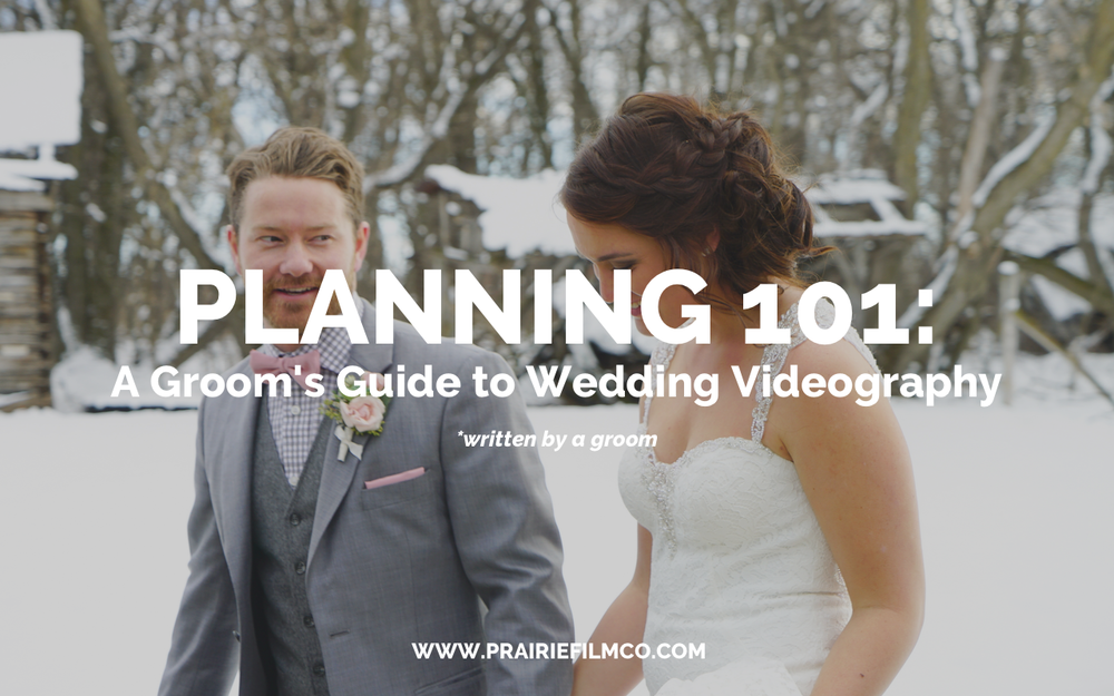 Wedding Planning: Wedding Videography