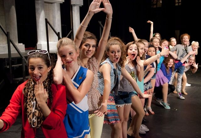 Legally Blonde Jr. 2015