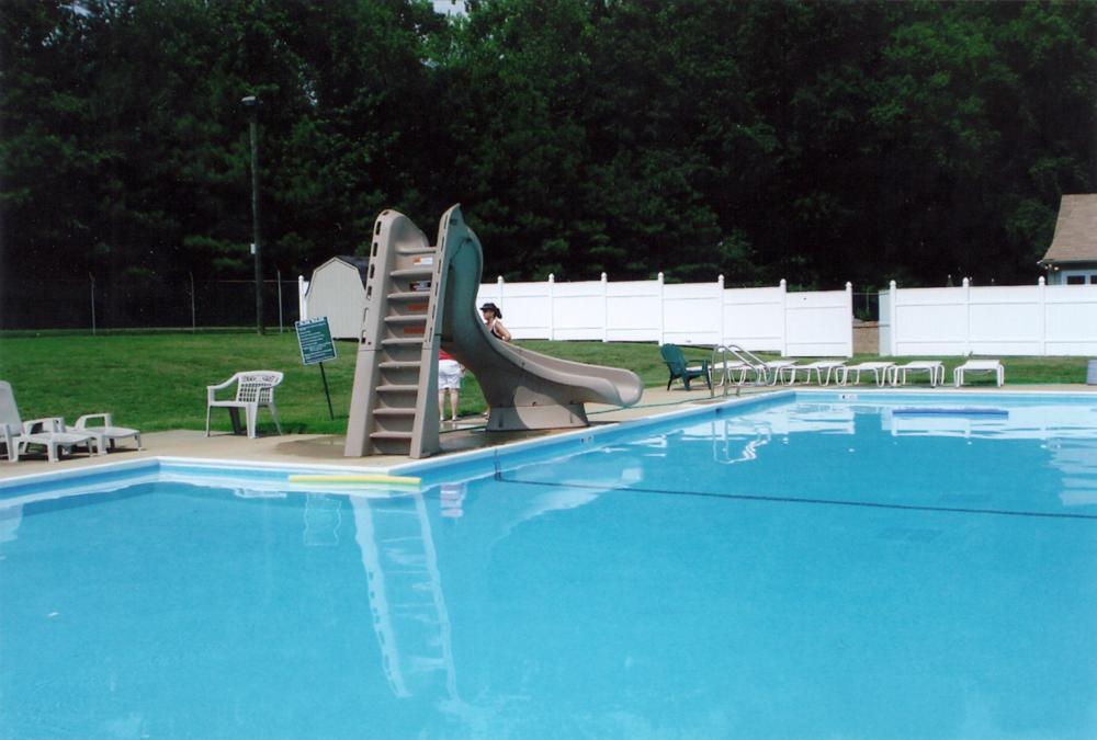 Community building pool (optional rental)