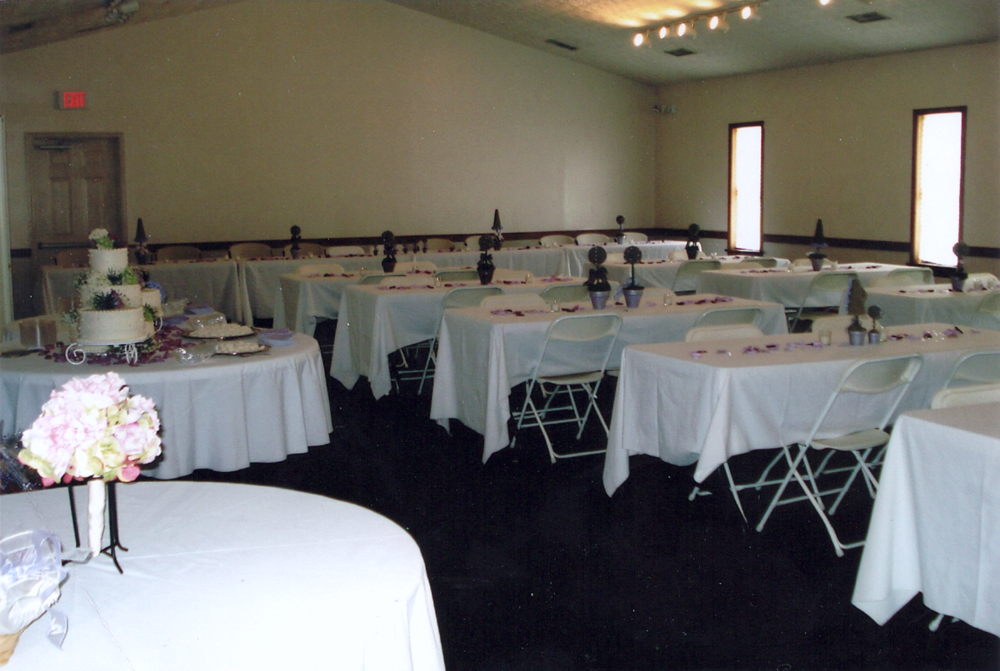 Copy of Banquet space