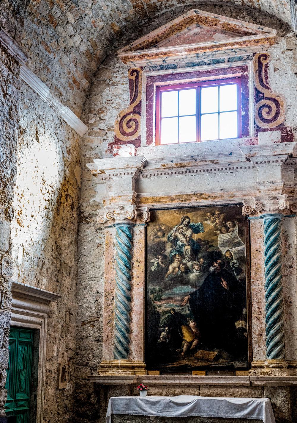 Monastery Mljet, Croatia