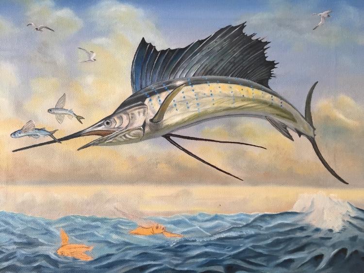 Sailfish: almost complete....