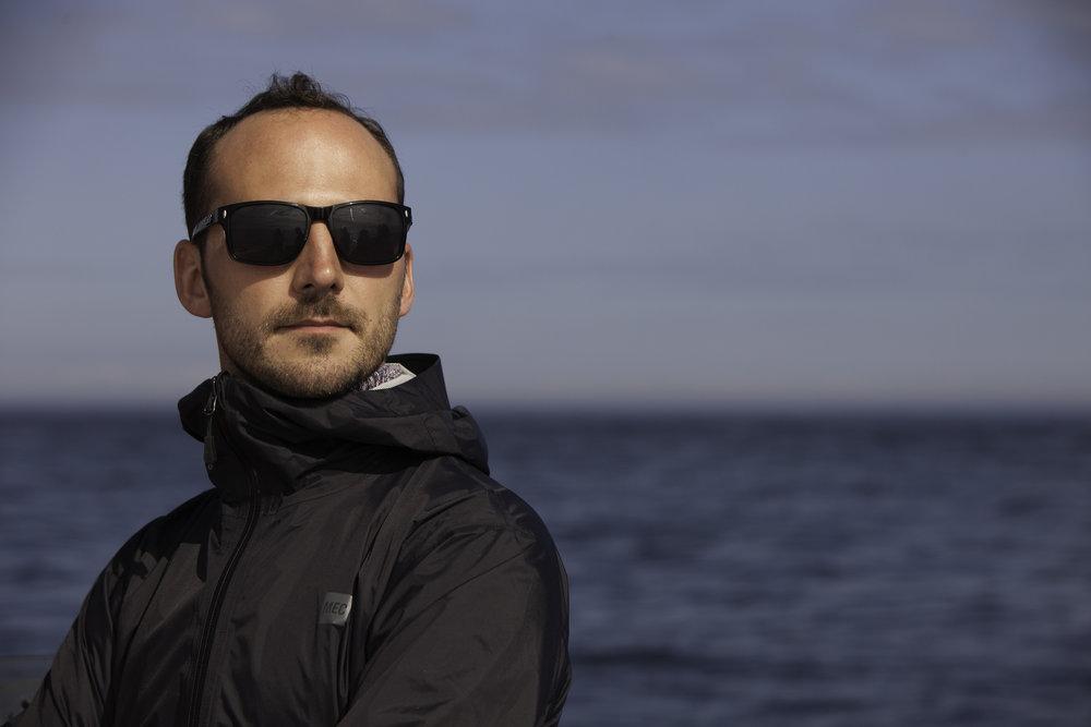 Mike Irvine - Co-Founder & Creative Director / Co-Fondateur & Directeur Artistique