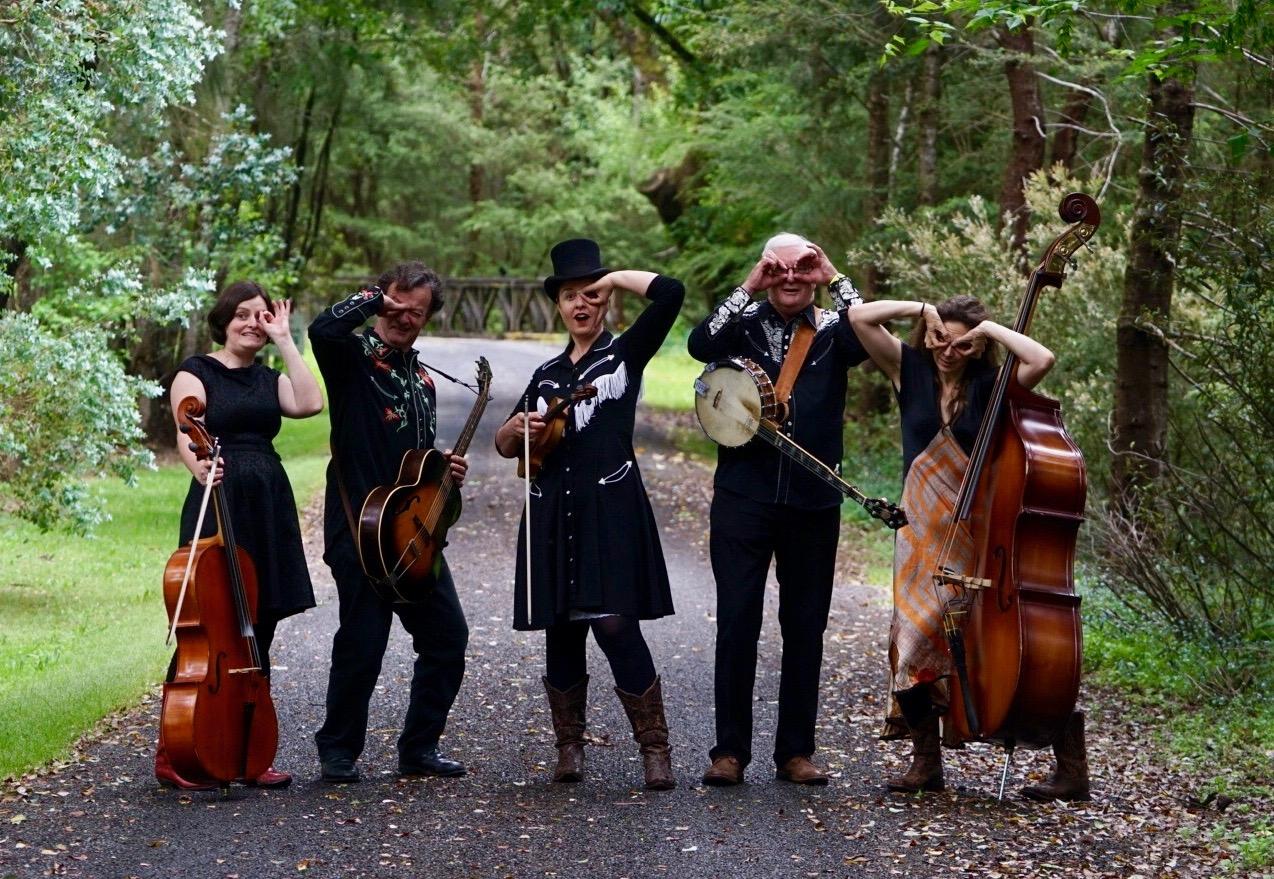 Appalachian Heaven Stringband — Wesley Anne | Live Music