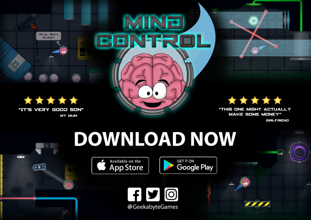 Mind Control release poster