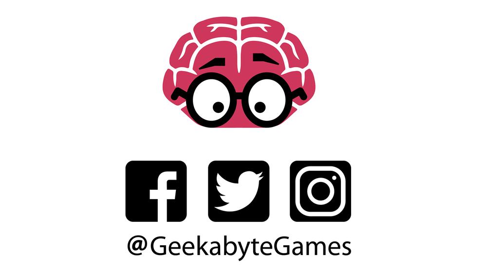 Geekabyte Games social media