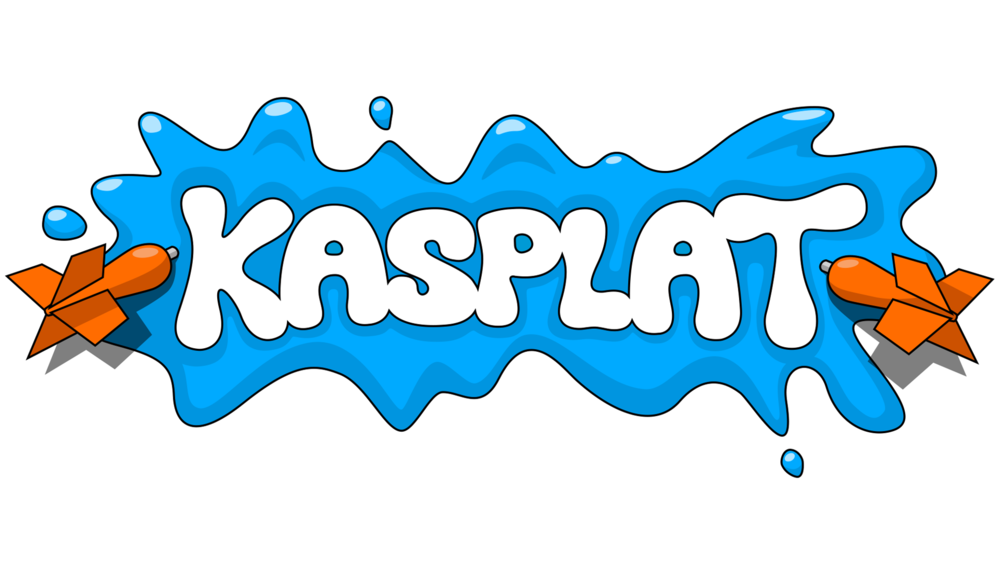 Kasplat game logo