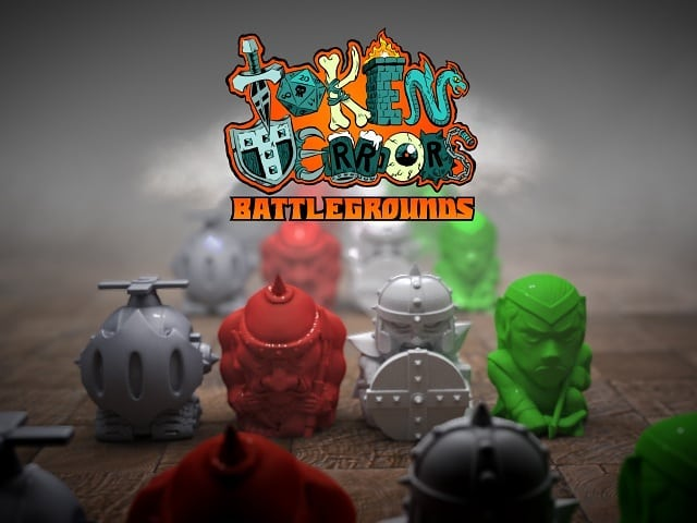 Hey everyone. I haven't been posting on here a lot cuz i have been slammed with the art and development side of a new project i have working on with some friends/biz partners for about 2 years called #tokenterrorsbattlegrounds its cool puzzle, strategy, battle game that feature a selection of 6 tiny monsters designed by me! Pictured here are 4 prototypes, and we got 2 more on the way. Im not gonna tag the page cuz i think instagram went the way of facebook and if i tag the page it will nerf traffic on this so maybe check this #tokenterrors and go follow us if yourso inclined.  These mini #monsters also function as a really great signifier for #tokencreatures in #magicthegathering  Awesome for inexpensive #dungeonsanddragons small encounter #miniatures  And if you're a toy collector or #minipainting hobbyist they are great!  Gonna be launching the kickstarter soon and would love to get all interested people informed on our inital product as soon as we release.  Thanks everyone, hope to see you on the Battleground.  #ghostbatart #toys #goblins #elves #knights #flyingmachine #mtgcommunity #mtg #fridaynightmagic #playmagic