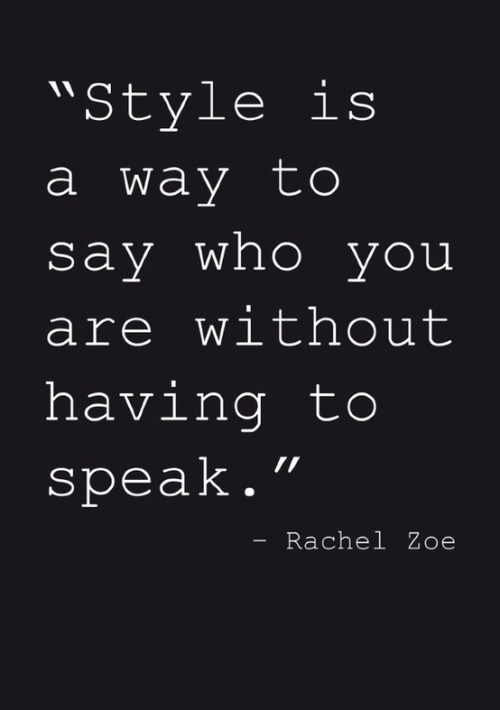 heckyeahkimkardashian :     my favorite fashion quote!