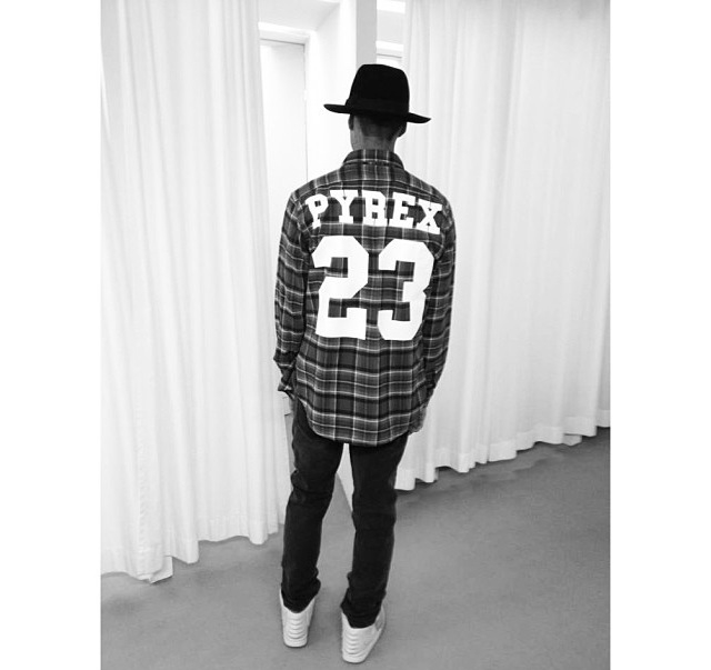 virgilabloh :     We only care about what we think. Youthfulness.