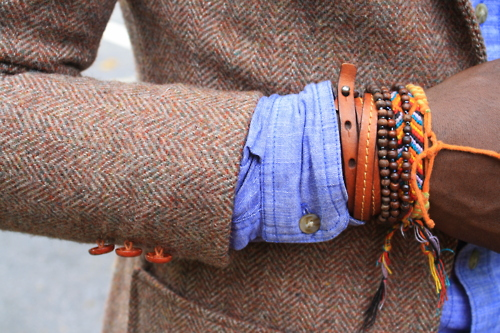 gntstyle :     tweed and details