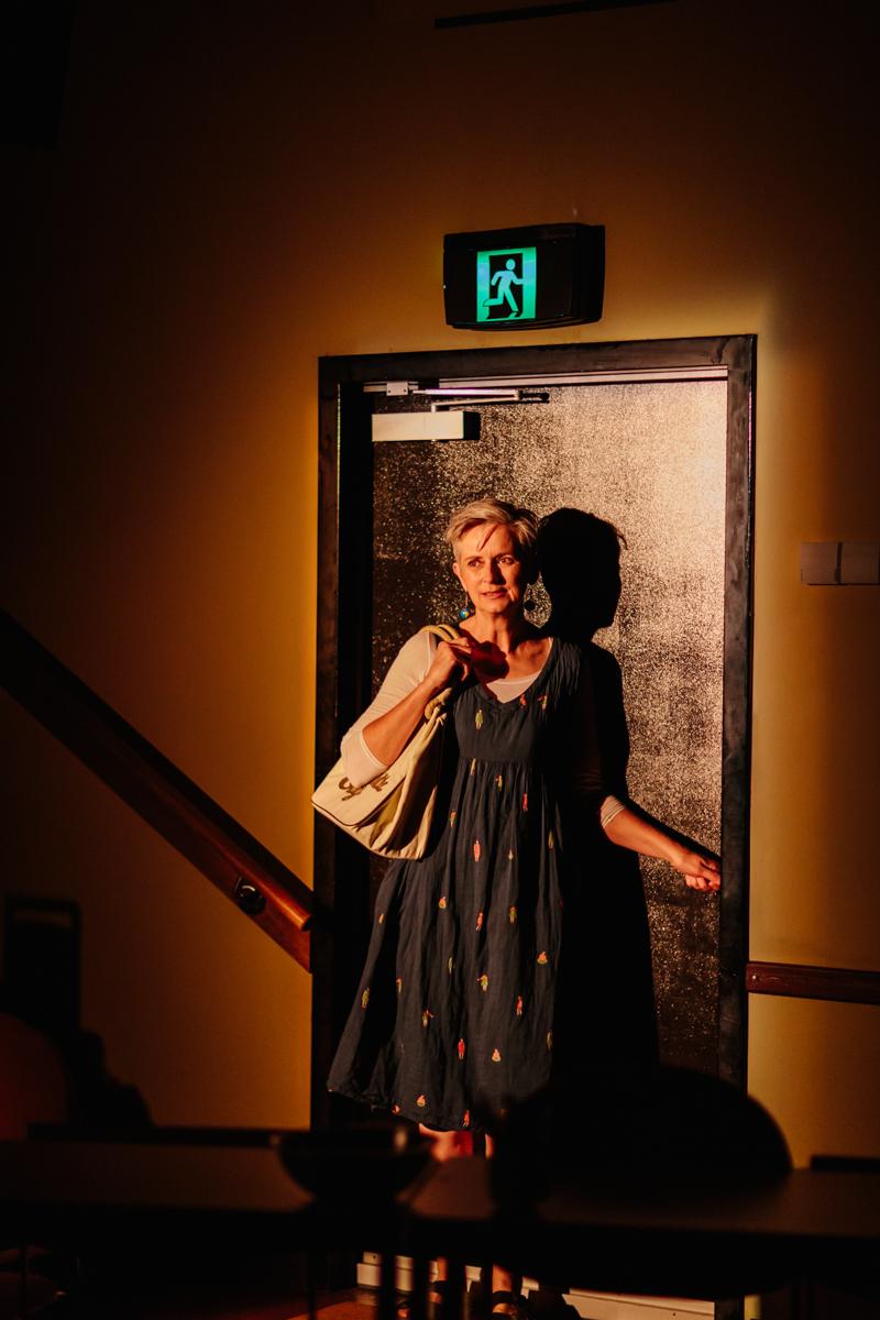 Joanne Davis as Trish