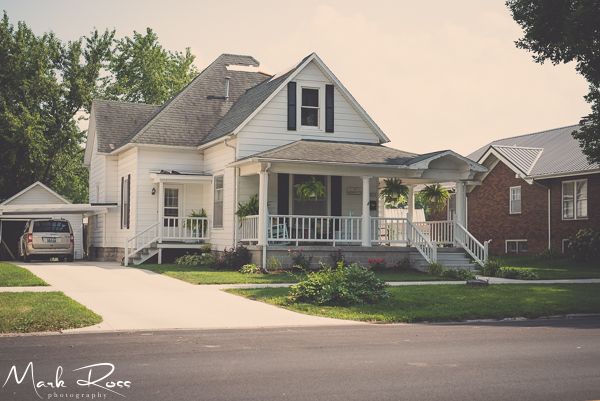 A typical and lovely home in Casey. IL.