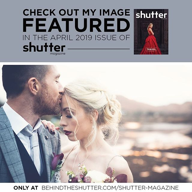 I've been moving away from #wedding and #familyphotography to focus more on women's #portraiture , but I just had to share that my wedding clients from the end of last year are appearing in this month's Shutter Magazine!!!😃 * * * Available on @barnesandnoble #bookshelves this month!!!💁🏽‍♂️ * * * ©This image is copyright protected. Do not, under any circumstances, copy, save, screenshot or reproduce without written permission. If you have received permission, you must tag my page as a photo credit in the description of the photo. All copyright violations shall be promptly reported and if necessary, appropriate legal action will be taken. Thank you for respecting my work🙏🏽 #markrossphotography #denver #denvercolorado #denverportraitphotographer #denverweddingphotographer #denverweddingphotography #denverbrides #denverweddingplanner #ireland #irishbride #irishbrides #denversbest #denvershopping #weddingphotography #weddinginspiration #weddinginspo #bride #brideandgroom #ido #weddingflowers #weddingmakeup #weddingmakeupartist #weddinghairstyles #weddinghair #harpersbazaaruk #romanticwedding ❤️