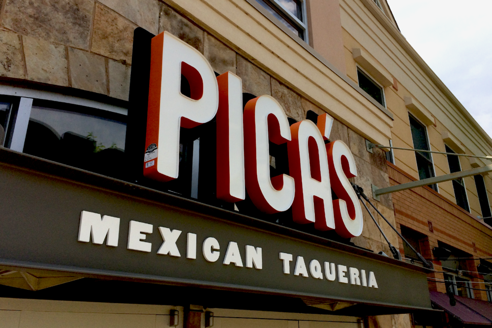 Pica's Mexican Taqueria, Louisville, Colorado
