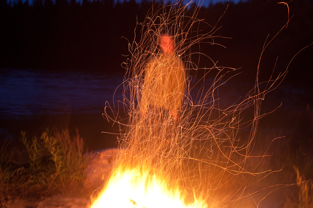 Bonfire Girl