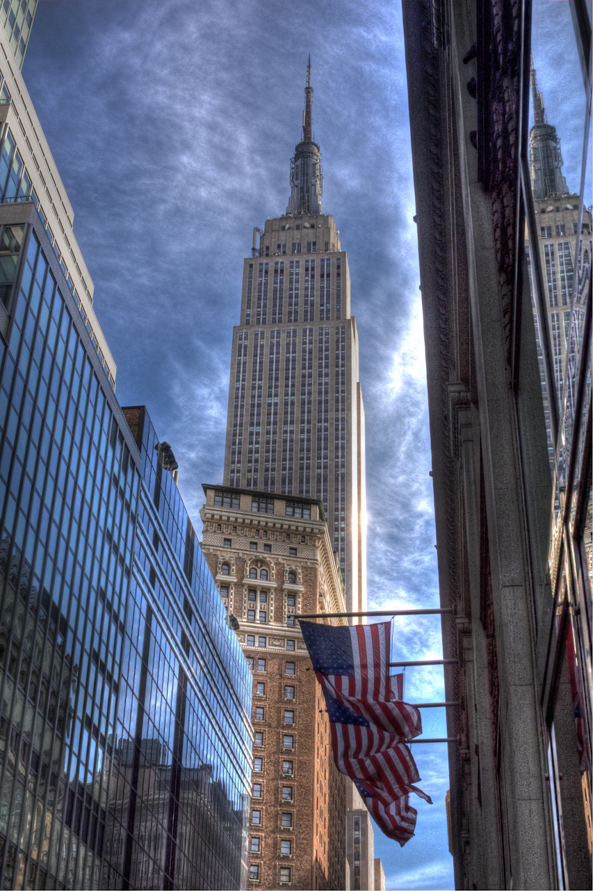 NYC in HDR