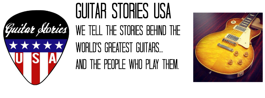 Guitar Stories USA | An Electric Guitar Blog