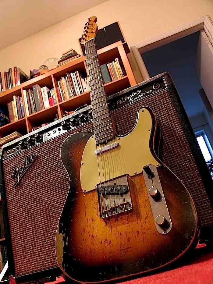 1960 Fender Telecaster