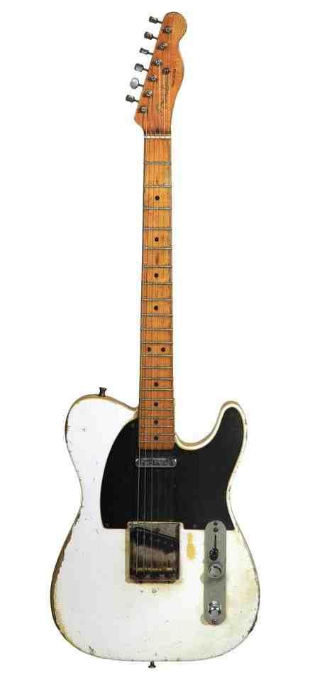 Rick Nielsen's 1952 Fender Telecaster