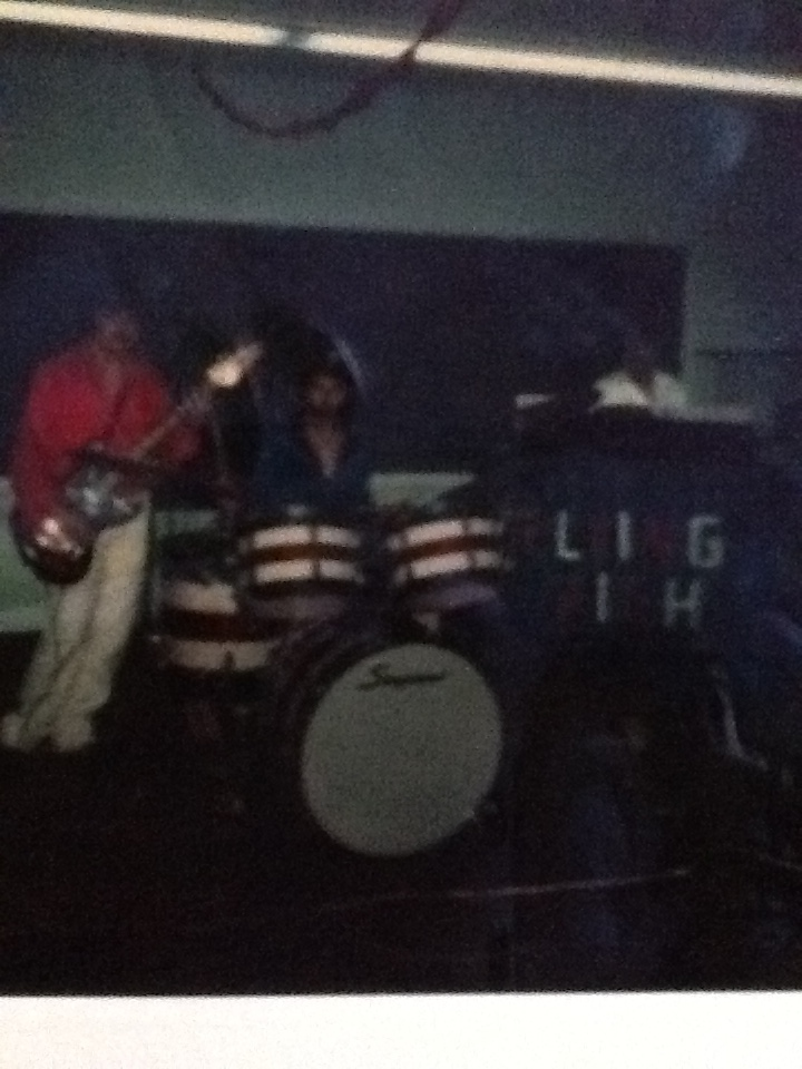 My first gig fir money on electric guitar - 1977 - age 11 school dance - hey we got paid $21!