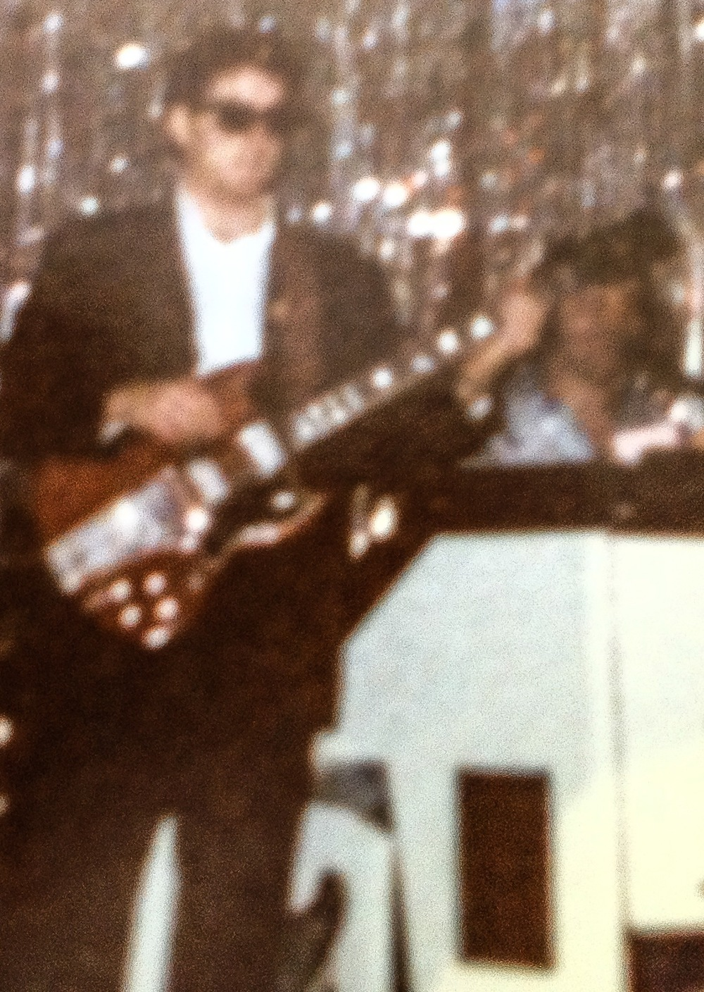 gigging in high school at the us navy officer's club in orlando, florida - age 16