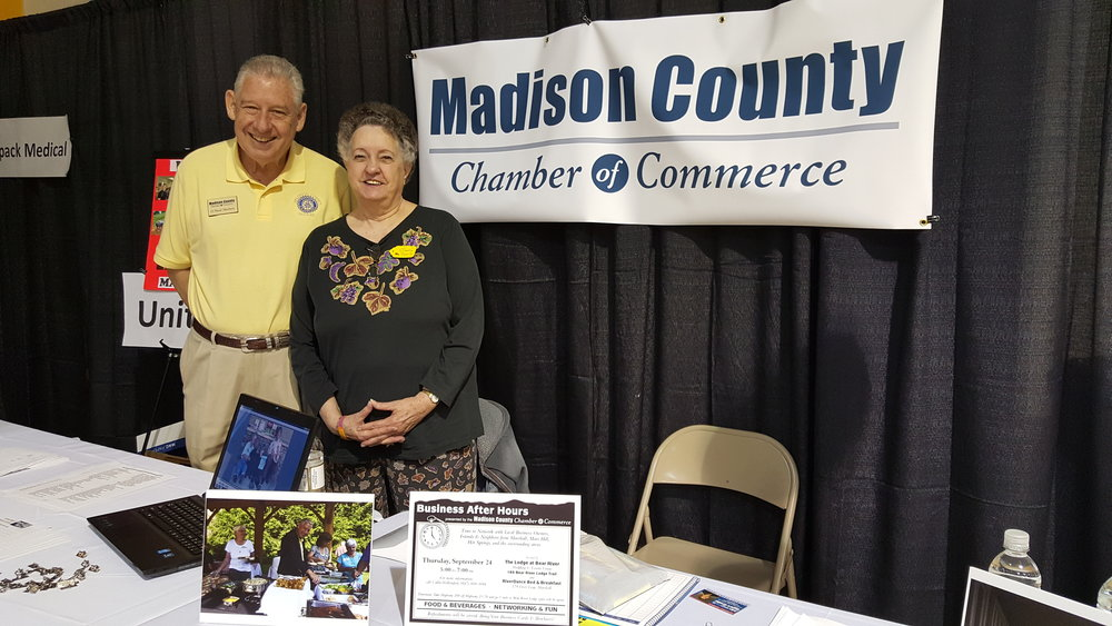The Chamber Booth at EXPO Madison.jpg