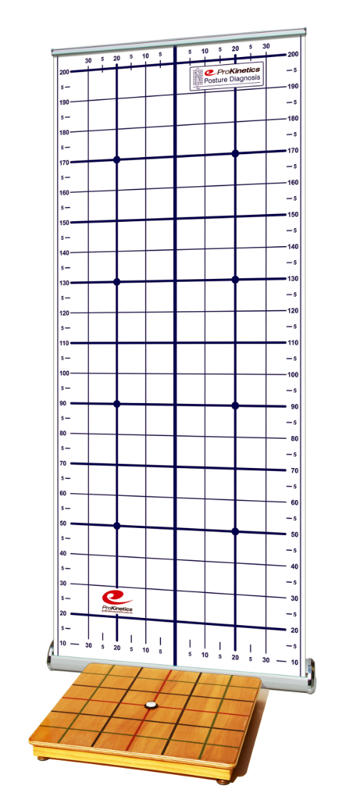 Free-standing grid with platform