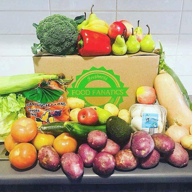 Fresh food tastes even better when you know you're supporting Aussie farmers.  Check out @foodfanaticspilbara new website for fresh options and to place an order.