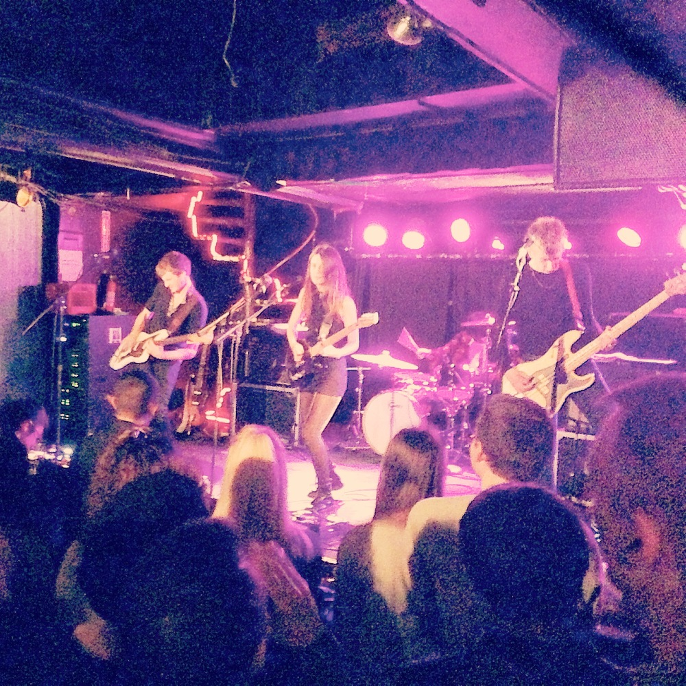 Wolf Alice | Subterranean | Chicago, May 2015 | @thefaakehipster