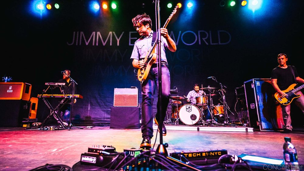 jimmy eat world | photo cred: concart.net