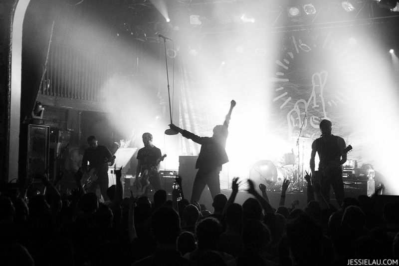 anberlin | photo cred: jessielau.com