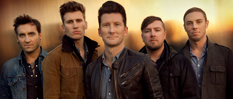 anberlin | photo cred: itickets.com
