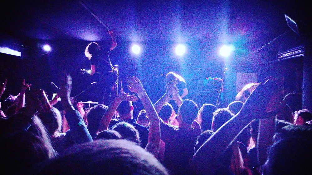 Gang of Youths | Mercury Lounge | 2016 | @faakehipster