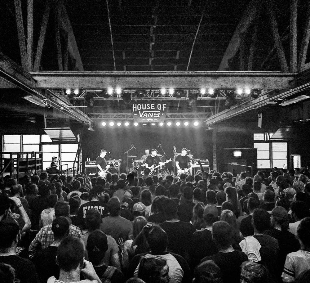 toys that kill | house of vans, chicago | 6.22.17