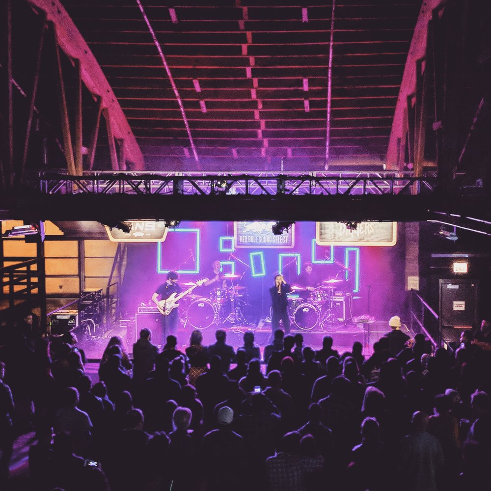 poliça | house of vans, chicago | 30 days in chicago | 11.5.17 | @thefaakehipster
