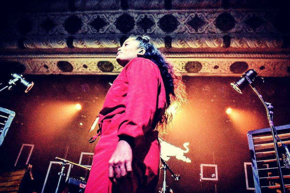 ibeyi | metro, chicago | 11.10.17 | 30 Days in Chicago | photo cred: adam kredow