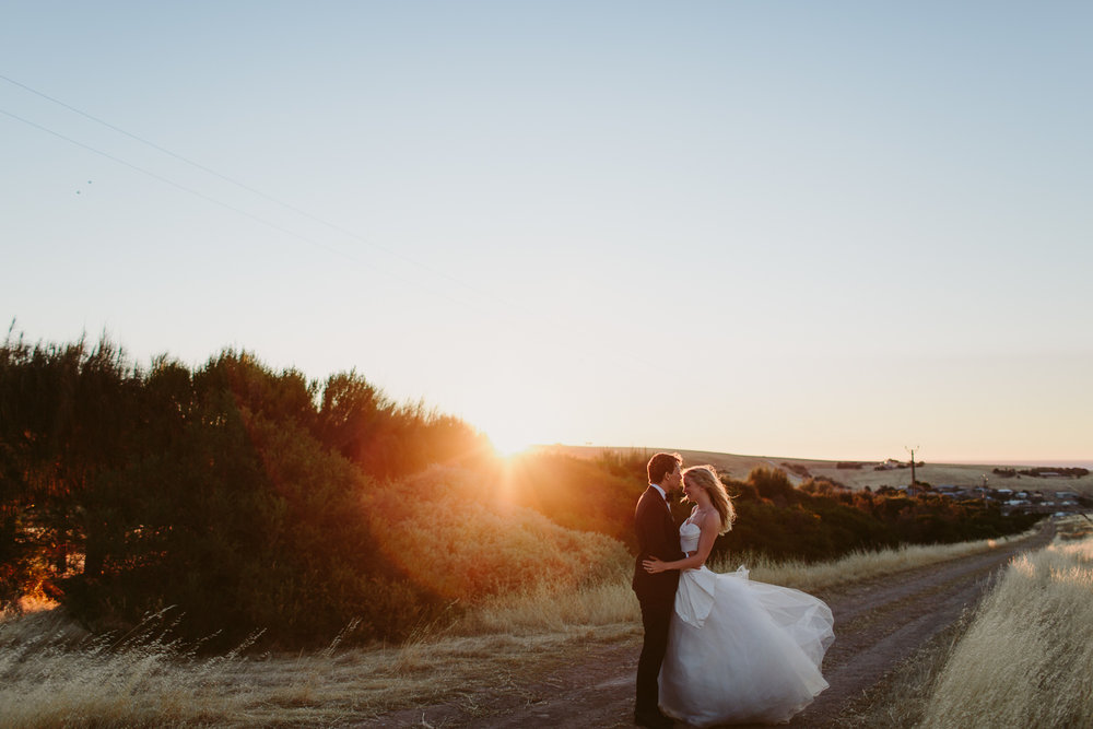 Sophie & Marty - Brookyln Farm, South Australia
