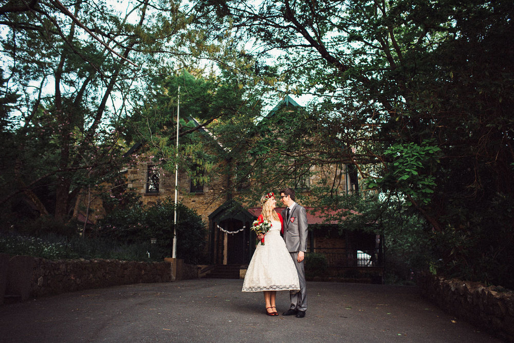 Anna & Aaron - Woodhouse, Piccadilly, South Australia