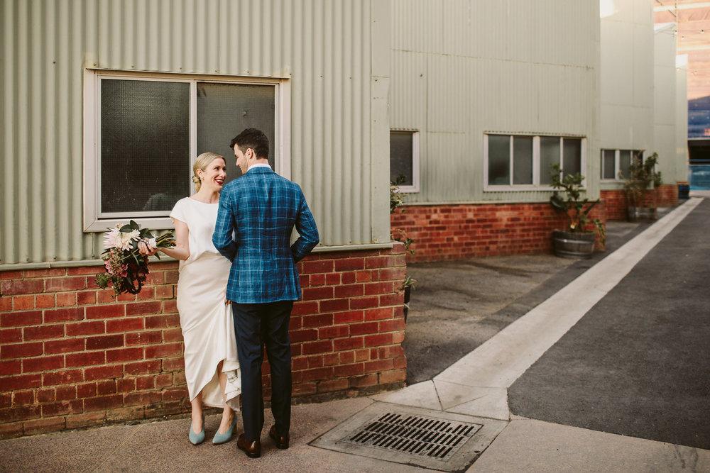 Nicola & Henry - Plant 4, Bowden, South Australia