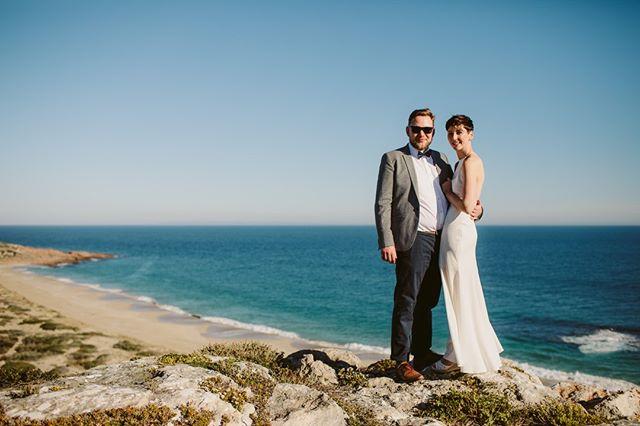 Rita & Tom 😎  #weddingadventures #weddingsathome #momentsovermountains #heyheyhellomay #australianwedding #engaged #wedding #love #instawedding #bridetobe #weddinginspo #junebugweddings #togetherjournal #adelaidewedding #adelaideweddingphotography #adelaidewedding #destinationweddingphotographers #vscofilm